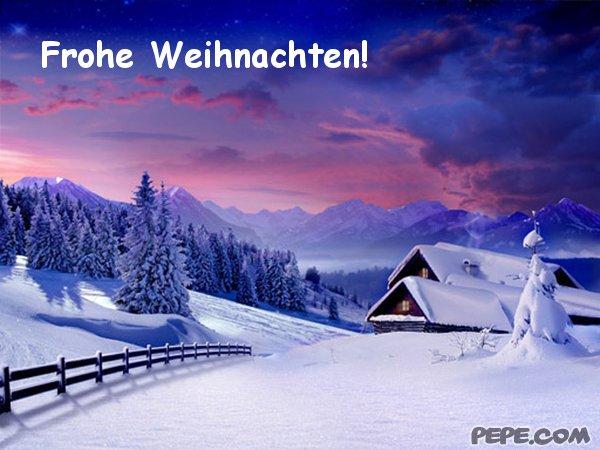frohe weihnachten! - einladung, Einladungen