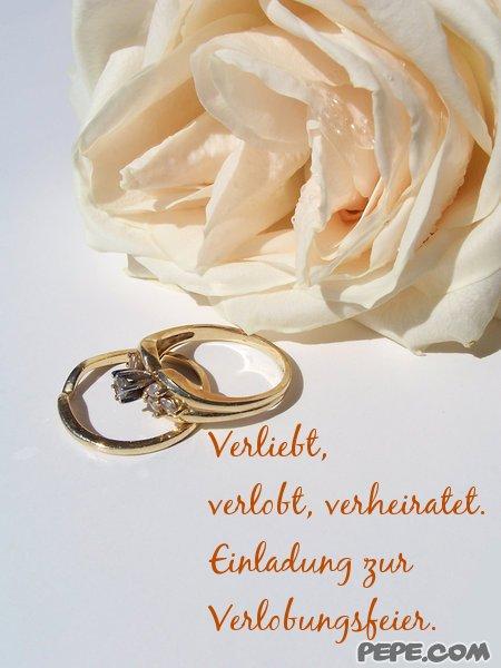 Einladungskarten Verlobung U2013 Askceleste, Einladungsentwurf