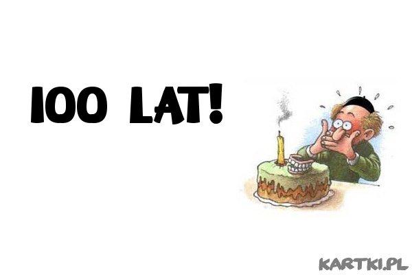 100 lat!