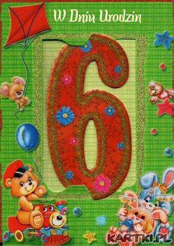 6 Urodziny Kartkipl