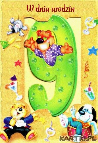 9 Urodziny Kartkipl
