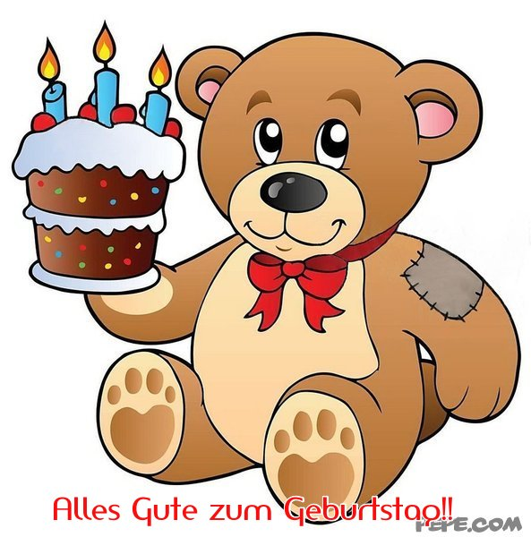 Clipart Torta Compleanno