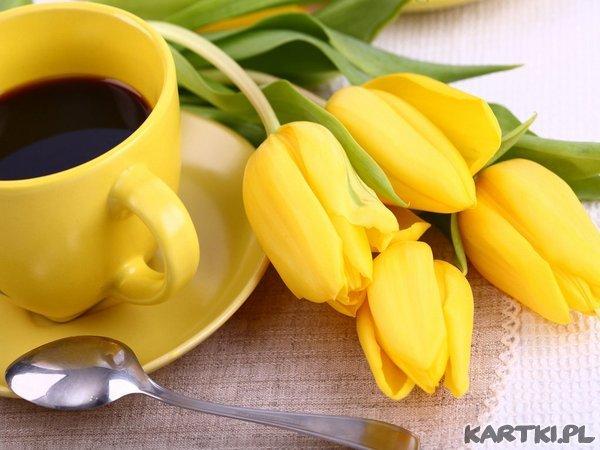 ..aromat porannej kawy....