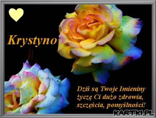 Dla Krystyny - KARTKI.pl
