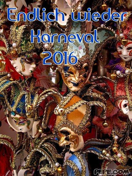 Endlich wieder Karneval