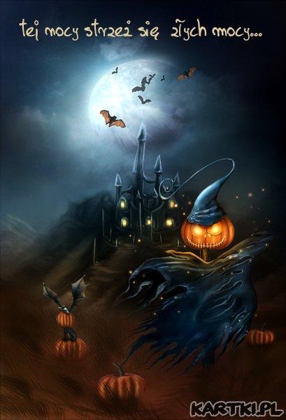 Halloweenowa noc