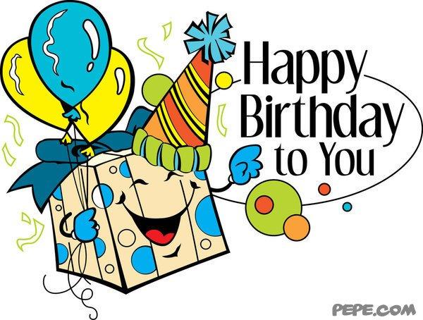 Happy birthday на английском поздравления
