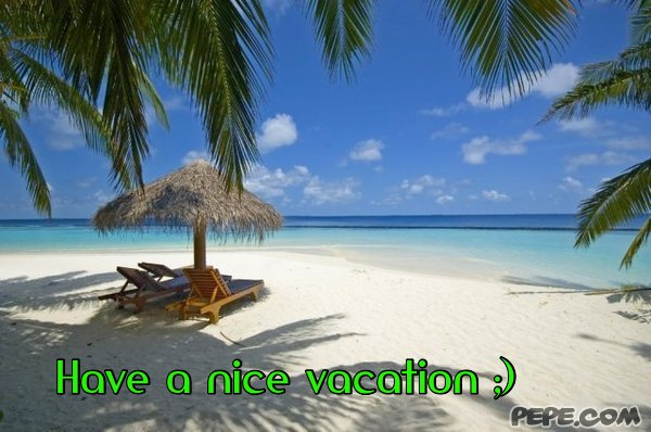 Have a nice vacation - greeting card on PEPE.com: www.pepe.com/en/showCard/have-a-nice-vacation-16