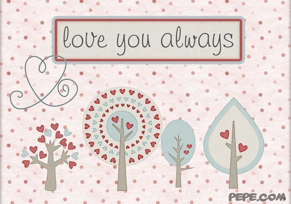Ich liebe Dich!