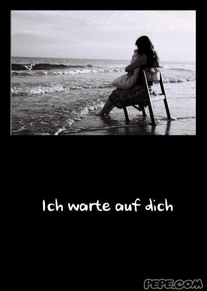 Ich warte auf dich