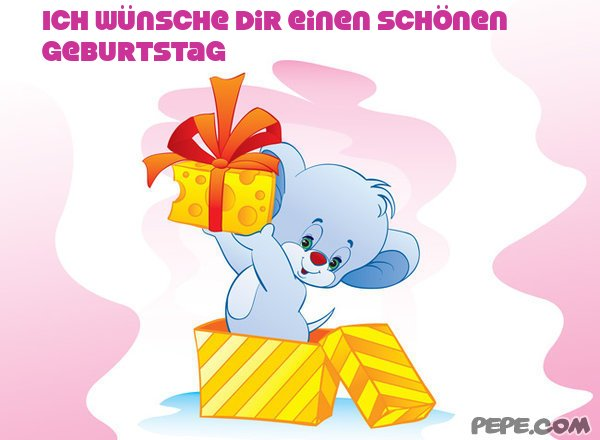 Schonen Geburtstag Waterplay Wunsche Fur Geburtstag