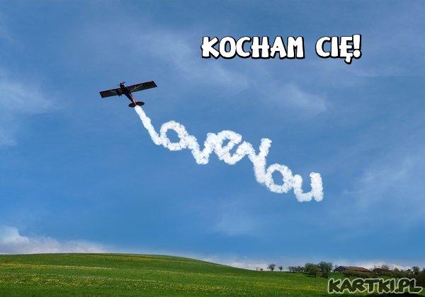 Kocham Cię!
