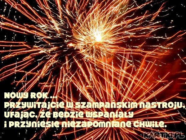 Nowy Rok ...