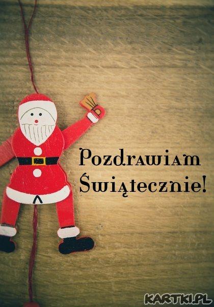 Pozdrawiam Świątecznie!
