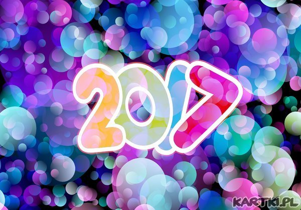 Szczęśliwego Nowego Roku 2017