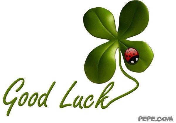 Viel Glück!
