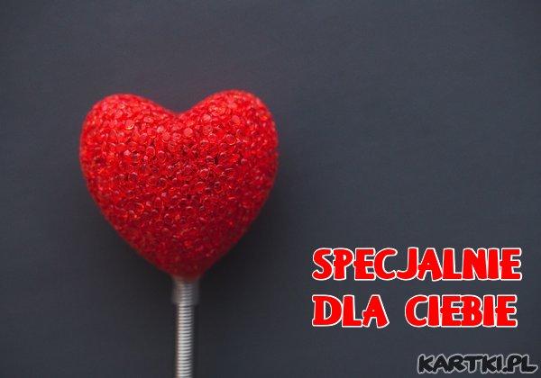 Walentynka specjalnie dla Ciebie