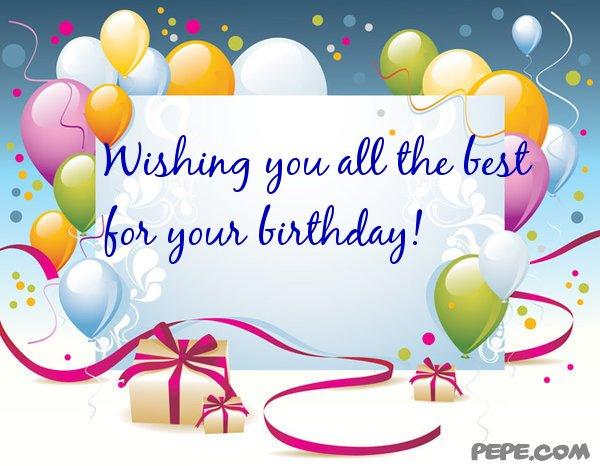 your Birthday Card