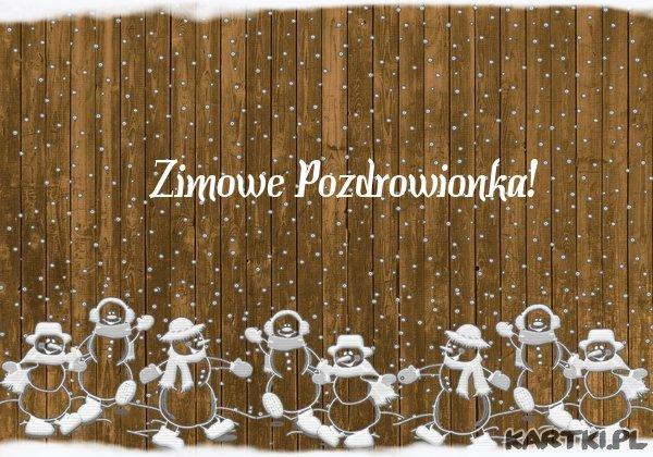Zima! ;-)