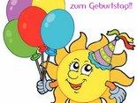 Alles Gute zum Geburtstag!!