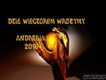 Andrzejkowe Wróżby