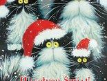 Całą rodzinką świątecznie pozdrawiamy i życzymy Wesołych Świąt!