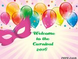 Carnival Greetings!
