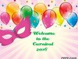 Carnival Greetings!