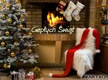 Ciepłych Świąt