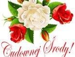Cudownej środy w radosnym nastroju życzę!