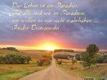 Das Leben ist ein Paradies