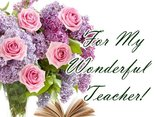 For My Wonderful Teacher!