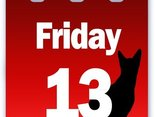 Friday the 13th - Good Luck!