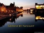 Gdansk by twilight