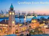 Greetings from Hamburg