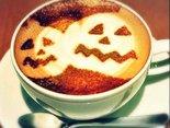 Halloween Kaffee :)