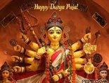 Happy Durga Puja!