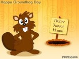 Happy Groundhog Day