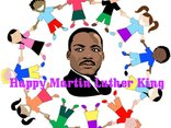 Happy Martin Luther King