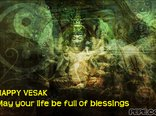HAPPY VESAK