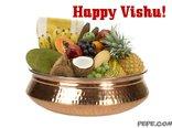 Happy Vishu!