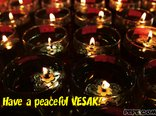 Have a peaceful VESAK!