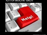 Ich brauche dich
