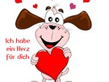 Ich habe ein Herz für dich