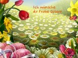Ich wnsche dir Frohe Ostern!