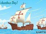 It's Columbus Day!