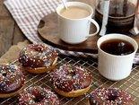 Ja Ci życzę dziś smacznego, zjedz pączusia choć jednego. A do pączka smaczna kawa, to dopiero jest zabawa! Wszelkie diety dziś na boku, Tłusty Czwartek jest raz w roku!!!