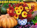 Jesień... kolory piękne niesie...