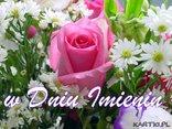 Kartka dzisiejsza z kalendarza bardzo przyjemną okazję stwarza, by Ci najszczersze złożyć życzenia wedle Twojego, miłego imienia.Więc korzystając z tej sposobności życzę Ci zdrowia, szczęścia, pomyślności!