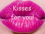 Kisses for you!
